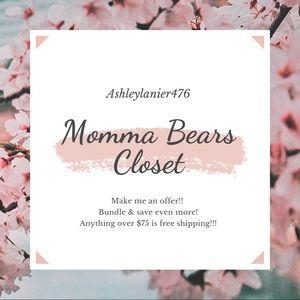 Momma Bear's Closet- Bundle & Save!